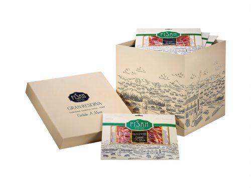 www.fisan.com : fisan-jamon-de-bellota-gran-reserva-cortado-a-mano-caja-30-sobres
