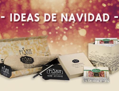 Ideas FISAN para triunfar en Navidad