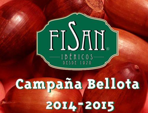 La Campaña de Bellota 2014-15 ha terminado