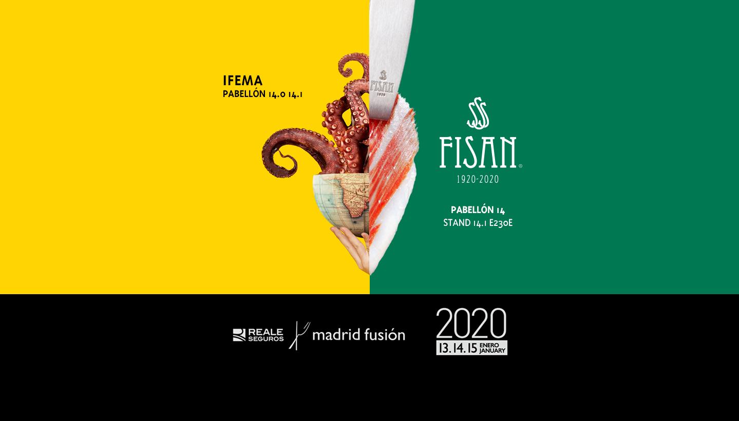 FISAN EN MADRID FUSION 2020