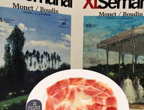 FISAN en la inauguración de la exposición Monet / Boudin en el Museo Thyssen