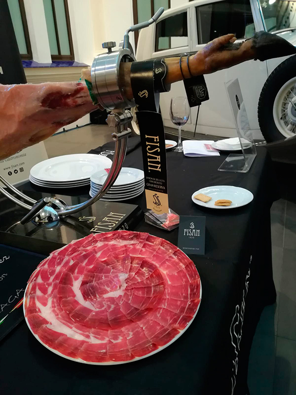 Cata de vino - Cata de Jamón: Una experiencia Multisensorial