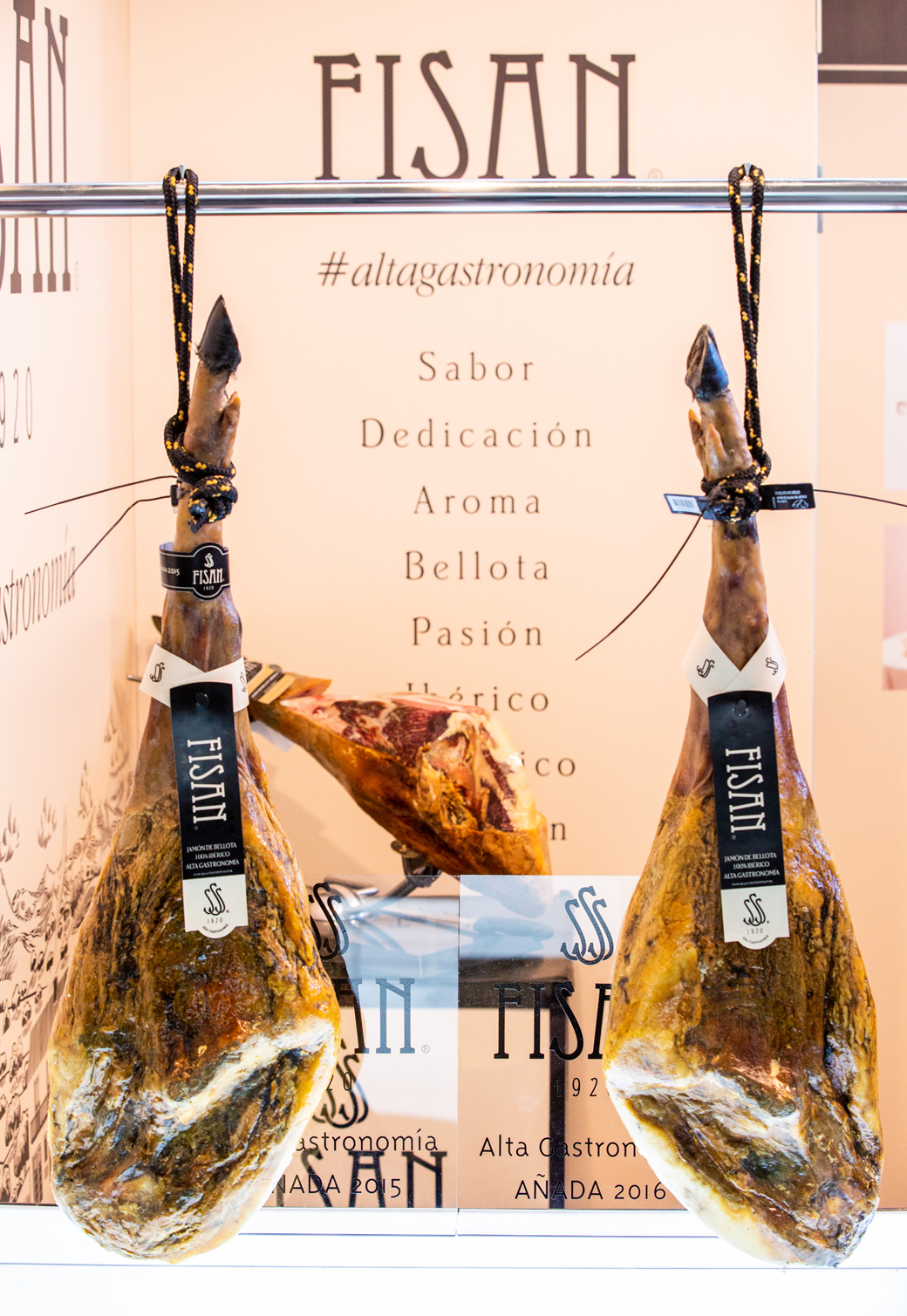 FISAN FINE GASTRONOMY PRODUCTS AT MADRID FUSIÓN 2019