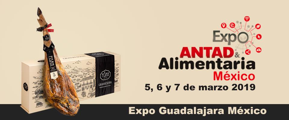 EL SABOR DE FISAN CONQUISTA MÉXICO EN EXPO ANTAD