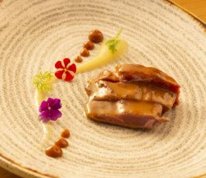 Pluma de bellota FISAN marinada con salsa de Jamón Ibérico