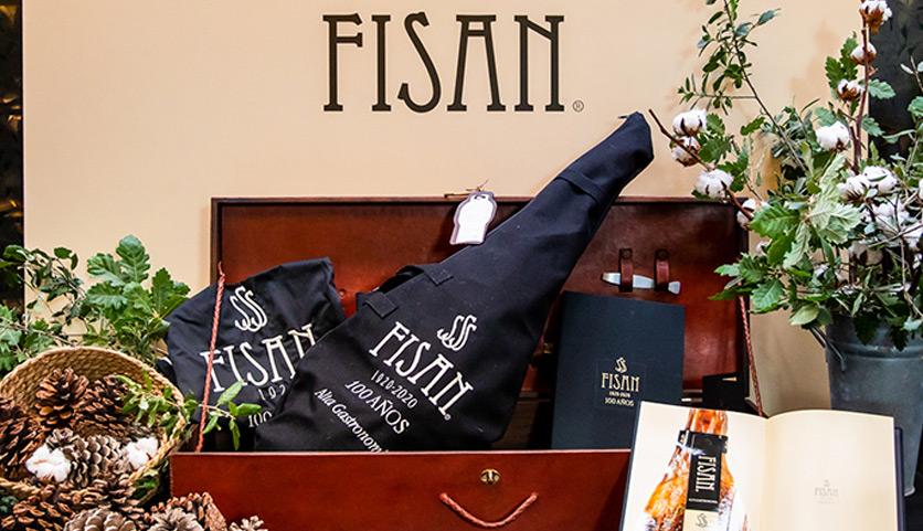 presentación jamón FISAN edicion limitada 2015