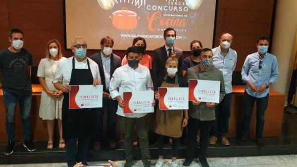 semifinal concurso cocina con iberico